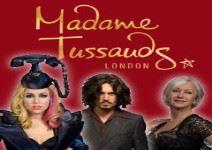 Entrada al Madame Tussauds (2h)