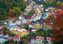Visita guiada de Karlovy Vary (1 jornada)