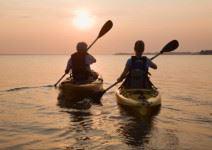 Kayak y Vela en el Delta del Ebro (1 jornada)