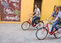 "Tour en bicicleta ""Del Gótico al Modernismo"" (3h)"
