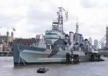 Entrada HMS Belfast (2h) SECUNDARIA