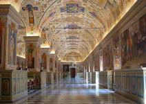 Traslado para Visita de Vaticano y Basílica de San Pedro con guia local (4h)