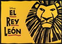 """Musical """"El Rey León"""" (3h) - PLATEA Y CLUB"""
