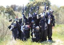 Pekepaintball (1h)