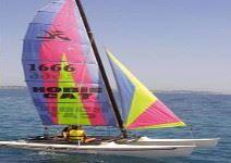 Vela Ligera + Kayak en Salou (2h30)