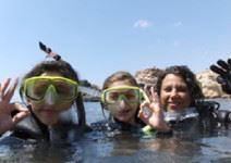 Multiaventura en Lagunas de Ruidera Dia 1