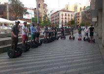 Segway Tour Madrid de los Austrias (1h30)