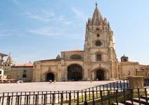 Visita guiada de Oviedo (1/2 jornada)
