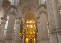 Entrada a la Catedral de Granada