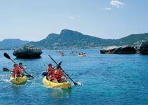 Programa actividades náuticas (4 días/3 noches) - 2º Día