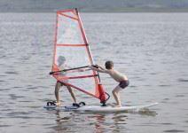 P3-MO - Gymkhana, Kayak y Windsurf - Día 2
