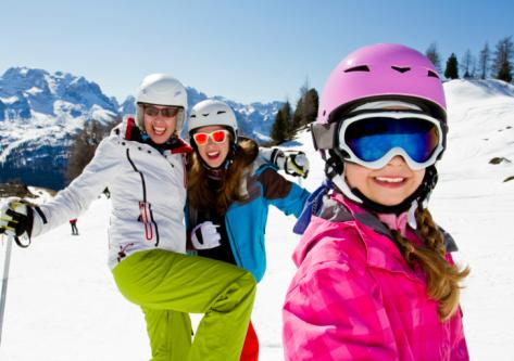 Paquete de Esquí para Estudiantes.