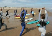 Curso de Surf (1/2 jornada) - 3er. Día