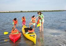 P4: Paquete de Aventura (HE) - Día 2: Descenso del Sella + Visita a Ribadesella y playa