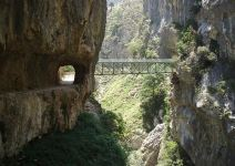 P4: Paquete de Aventura (HE) - Día 4: Senderismo Lagos de Covadonga  + Visita Cangas de Onís