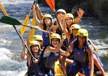 Rafting - PRIMARIA