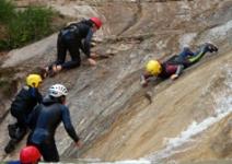 Trekking Acuático - PRIMARIA (4 días/3 noches en Albergue) - 2º Día