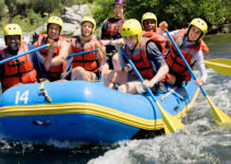Rafting - PRIMARIA Y E.S.O. (4 días/3 noches en Cabañas) - 4º Día