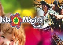 Entrada a Isla Mágica + Menú Escolar (1 jornada) -  - A partir del 18/04/20
