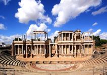 Entrada al Teatro y Anfiteatro de Mérida (visita libre)
