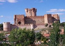 Visita guiada al Castillo de Medieval de la Mota (1h)