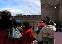 Visita guiada al Castillo de Medieval de la Mota + Torre del Homenaje (2h)