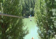 P3-Día 1: Llegada, Tirolina y Escalada