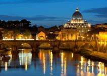 Visita nocturna de Roma (2h) - 30 pax