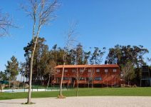 Albergue en Óbidos ( Portugal )