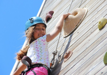 P5: Paquete Aventura - Día 4: Actividades multiaventura, taller, alpinismo, rappel y paintball.