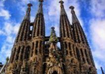 Visita libre de la Sagrada Familia con audioguía (1h 15m) (Tarifa hasta 31/12/2019)