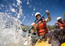 P4- (AS) Día 2: Rafting, Canoas y Visita Cultural