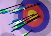 P5- Día 1: Llegada, Juegos de Presentación y Tiro con Arco