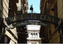 Museo de Cera de Barcelona - PRIMARIA