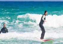 P3 - Día 2 (ASC): Curso de surf y playa