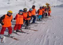 Jornada de esquí.