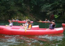 P4 - Paquete aventura (PT) - Día 3: Descenso en Canoa del Río Sella y Espeleología (Paquete solo válido hasta 30/05/2020)