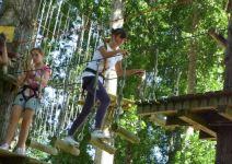 P5 - Paquete aventura (PT) - Día 4: Parque de Aventura ó Descenso de Cañones + Visita Cangas de Onís.