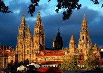 Visita guiada por Santiago de Compostela. (1/2 Jornada)
