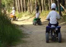 P4LT - Día 3: Vía Ferrata, Flyer Bike, Mini-Quads y Gymkhana
