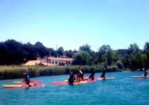 Kayak + Paddle Surf en Ruidera + Visita guiada a la Quebrada del Toro (1 jornada)