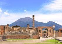 Entrada a Pompeya (Universitarios)