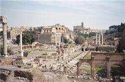 Viaje fin de curso a Roma para Universitarios