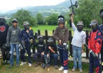 Paintball infantil (de 7 a 13 años)