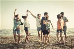 Viaje de fin de curso a Costa Brava para universitarios