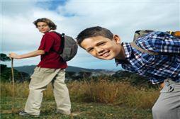 Viaje fin de curso en Cazorla