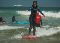 P4-Día 3 (ASC): Curso de Surf + Visita guiada de Baldaio