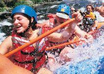 Rafting Río Moldava ( 3 horas)