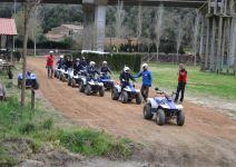 Circuito de Aventura + Quads (1/2 jornada)