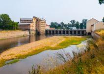 Entrada al Campo de Concentración Terezin